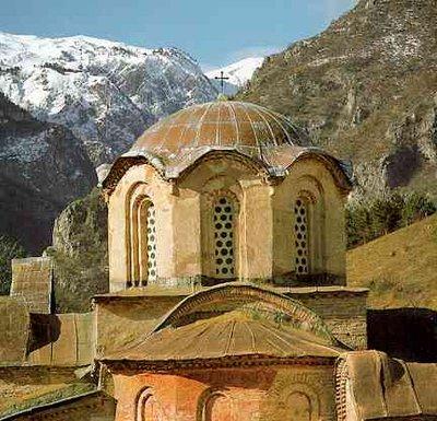 Patriarchate of Pec II, Kosovo